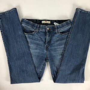 Levi's Perfect Waist 525 Girls Straight Jeans
